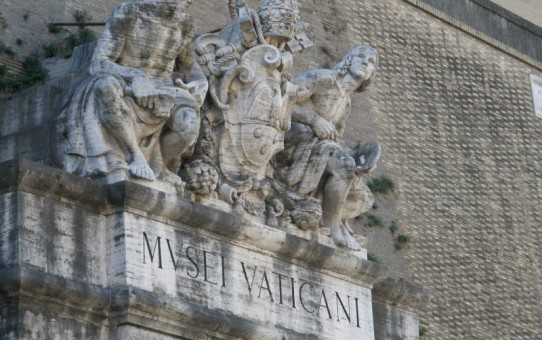 Vatikan museerne i Rom får ny hjemmeside