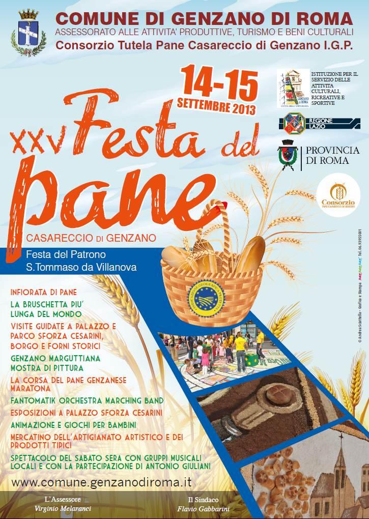 Brødets fest i Genzano