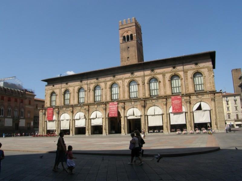 Palazzo del Podestà i Bologna