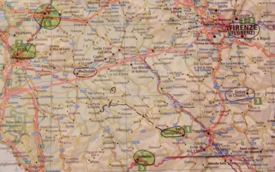 Friske miniguides til din ferie i Toscana