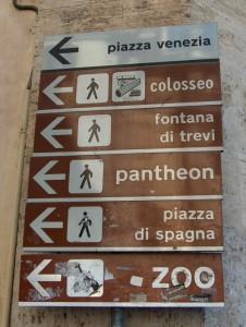 Værd at vide om Rom