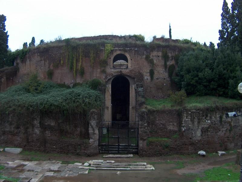 Piazza Augosto Imperatore i Rom skal restaureres