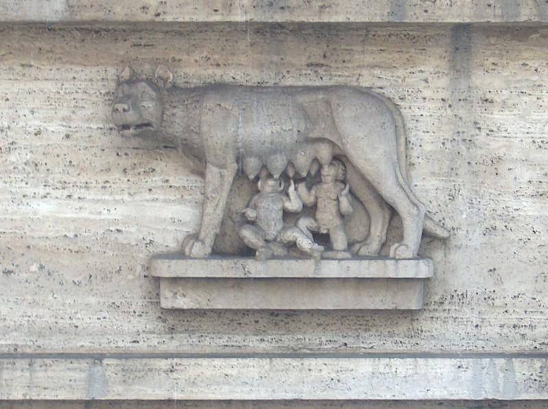 Legenden om Romulus og Remus