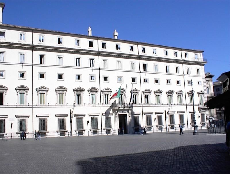 Renzi i spidsen for Italien