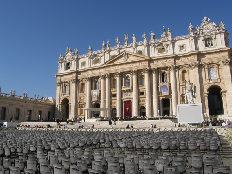 Roms 7 pilgrimskirker