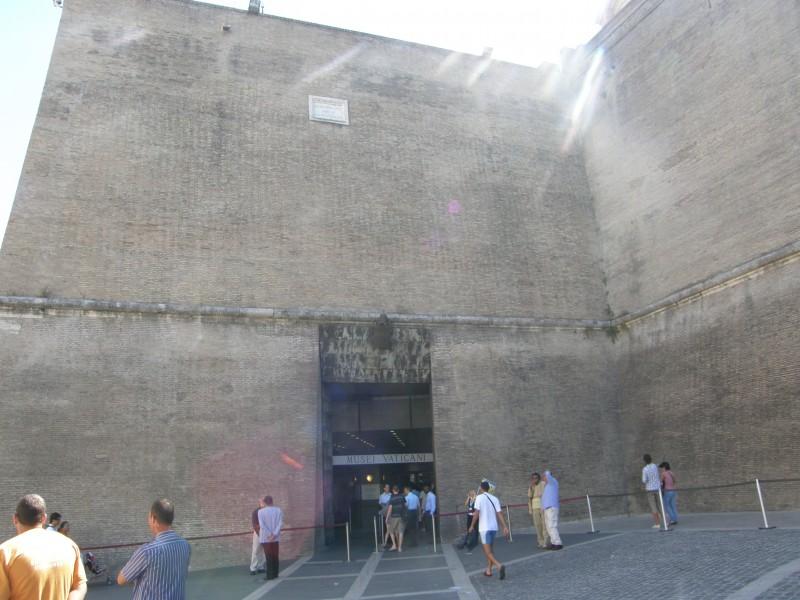 Gratis adgang i Vatikanmuseerne og Cappella Sistina