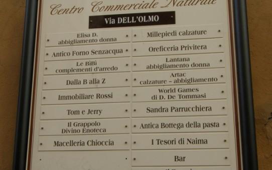 Toscanske Emma repræsenterer Italien