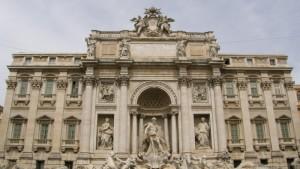 Piazza di Trevi med Trevifontænen