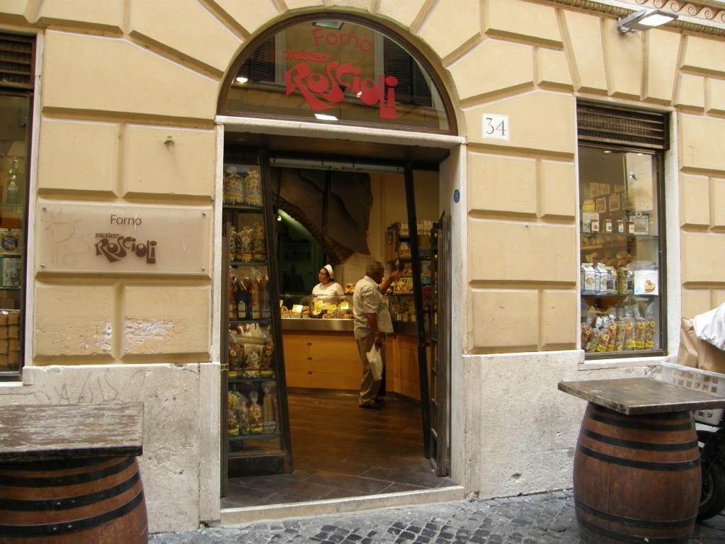 Forretning i Rom