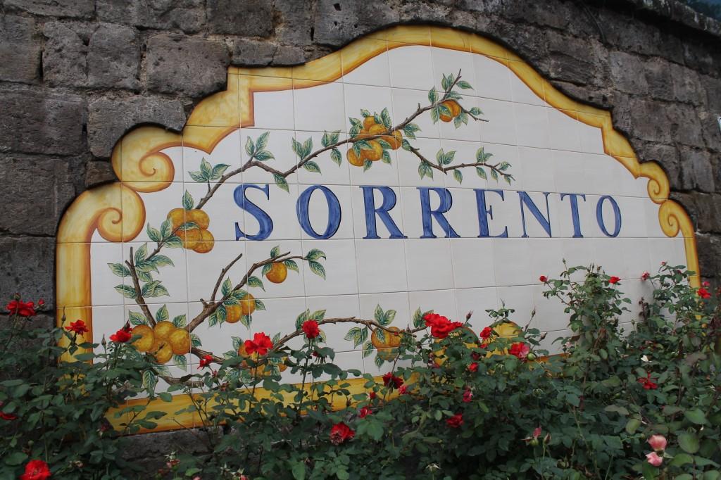 Velkommen til Sorrento