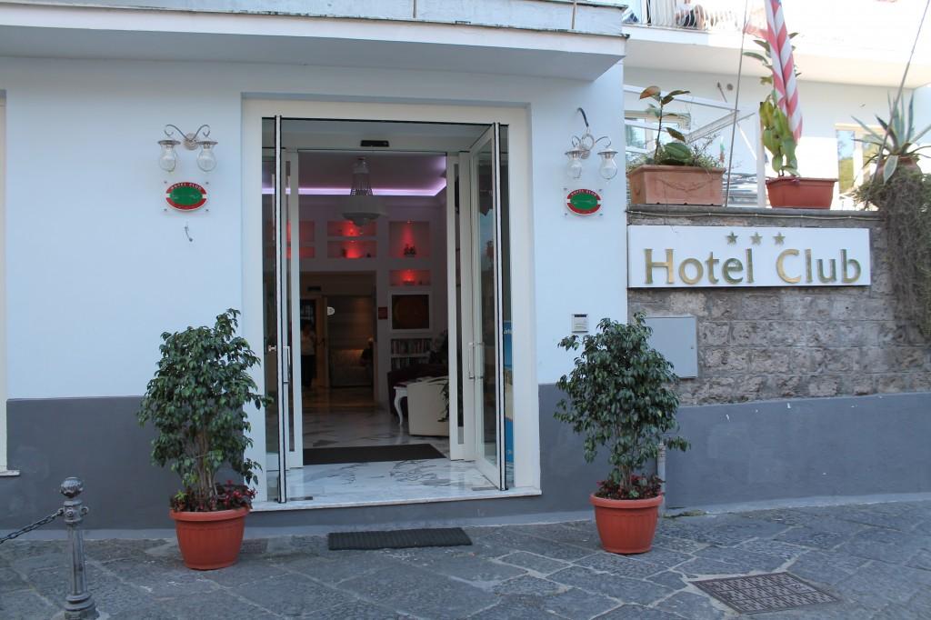 Velkommen hos Hotel Club