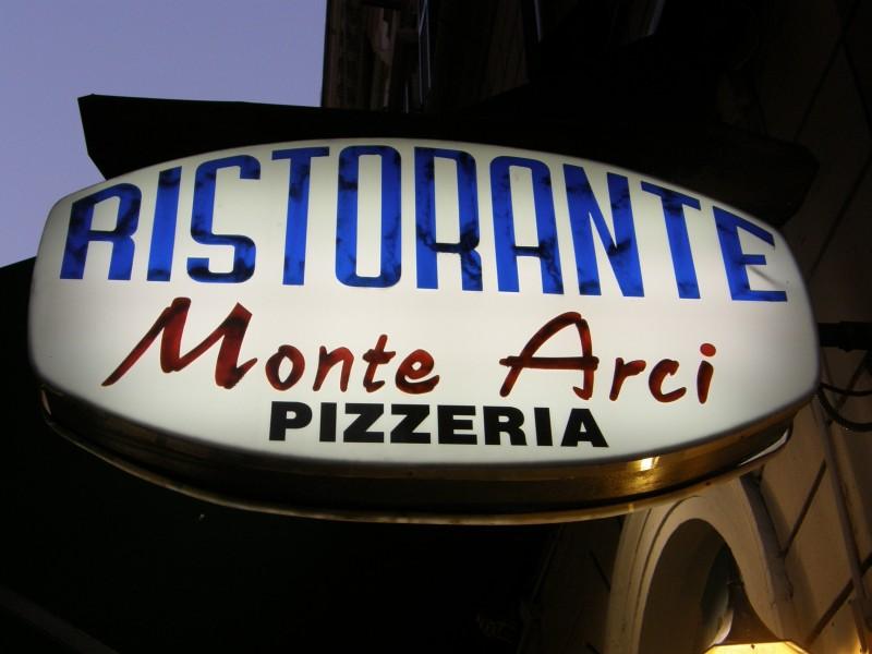 Velkommen hos Monte Arci