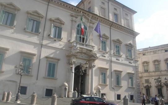 Italien på vej mod præsidentskifte ?