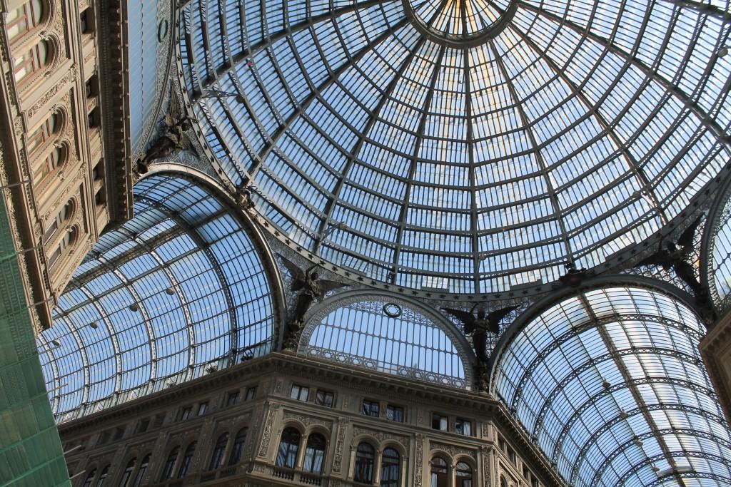 Galleria Umberto I - fantastisk bygning