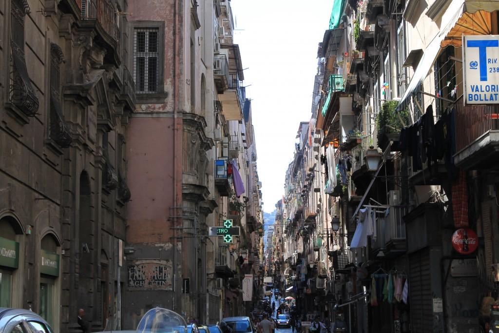 Gade i Napoli