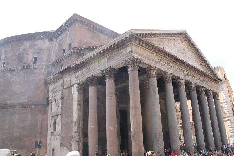 Kom på en virtuel tur rundt i Rom