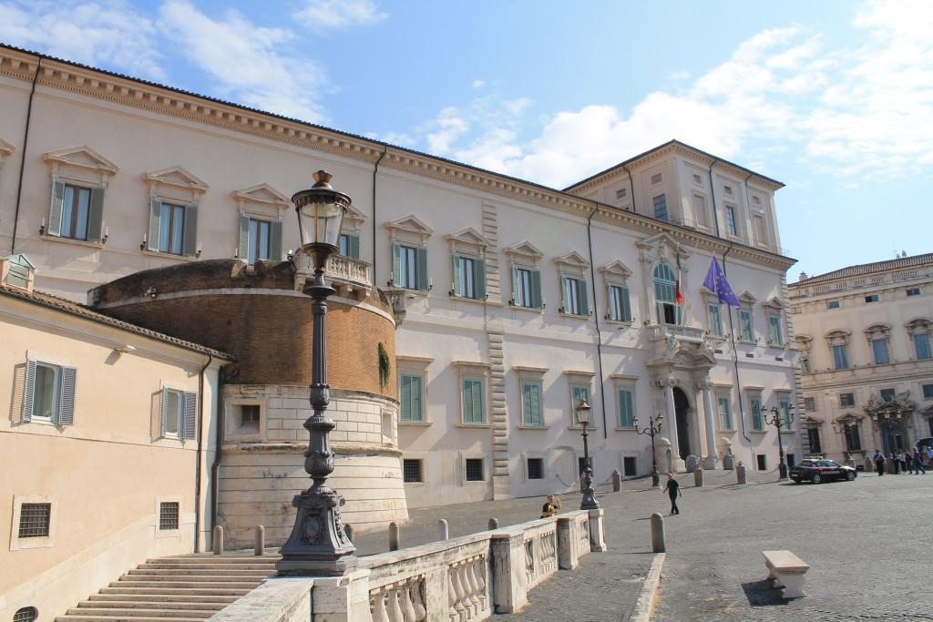Hvem mon tager næste vagt som præsident for Italien ?