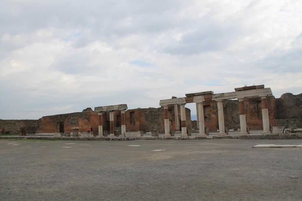 Forum - byens centrale plads