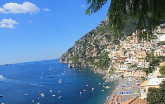 Italiens 5 sydligste regioner
