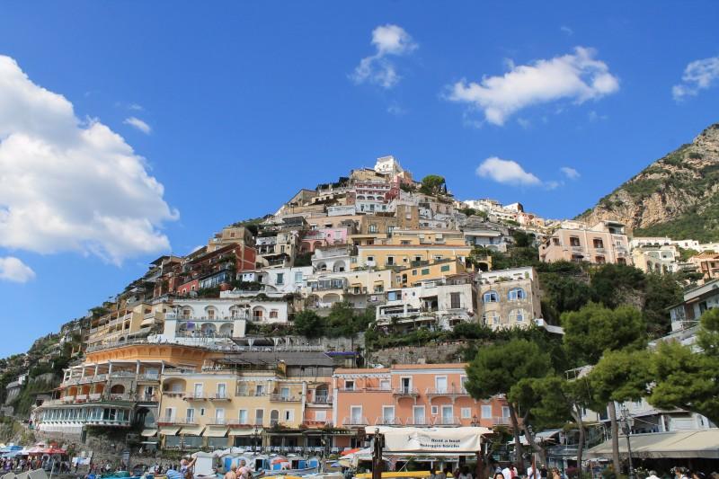 Værsgo' etagebyen Positano