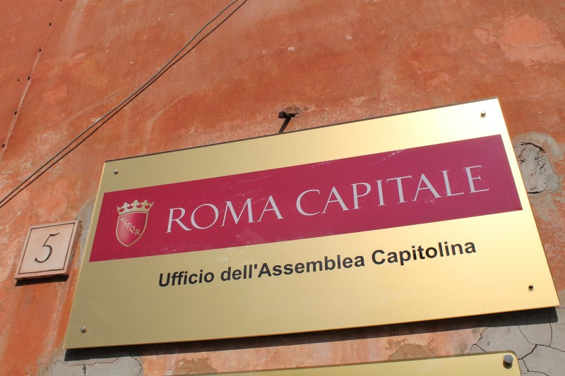 Rom får nyt logo