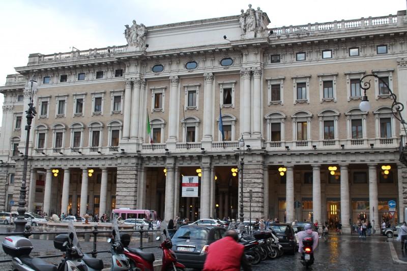 Rom hylder skuespilleren Alberto Sordi