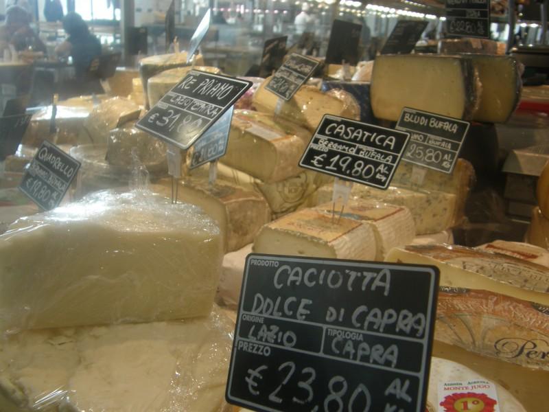 Stort og lækkert udvalg af oste