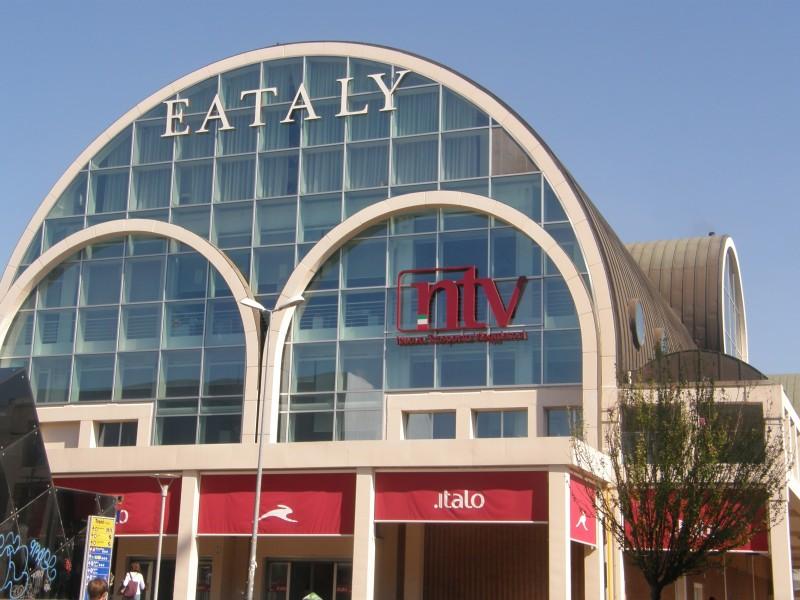 Velkommen hos Eataly