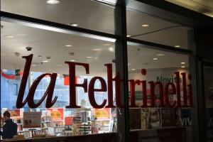 la Feltrinelli - købe kort og bøger over Rom