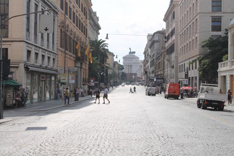 8 skønne shoppegader i Rom