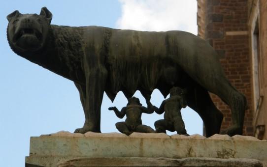 Rom fylder 2768 den 21. april