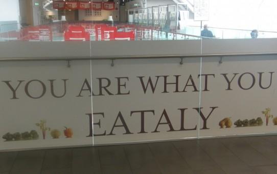 Eataly åbner på Piazza Repubblica i Rom