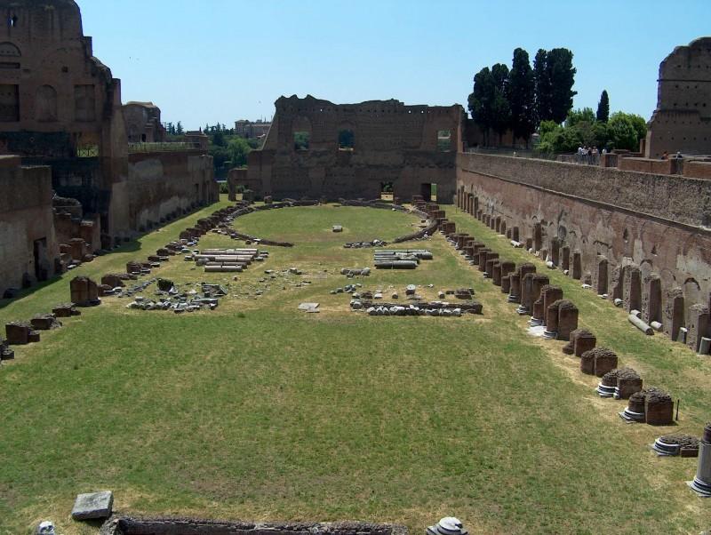 Domitians stadion