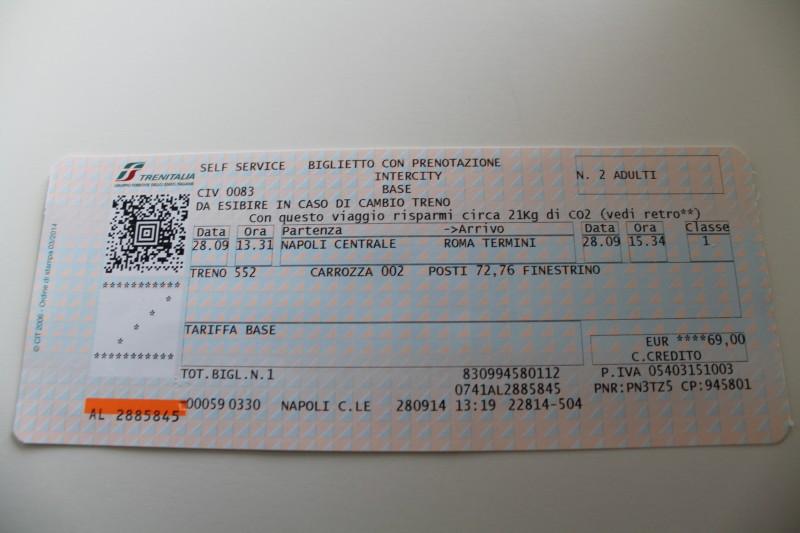 Hurtigere tog fra Rom til Milano