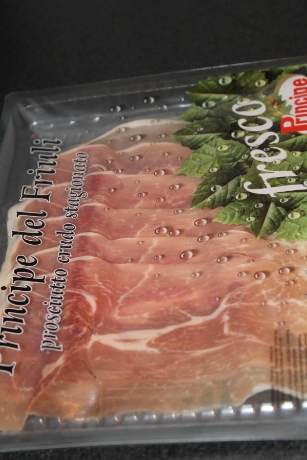 Friuli-skinke fra NordItalien