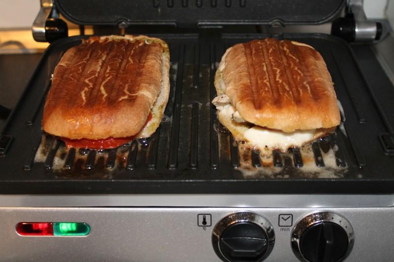Italienske sandwiches