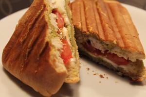 Italienske panini