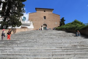Basilica Santa Maria in Aracoeli i Rom