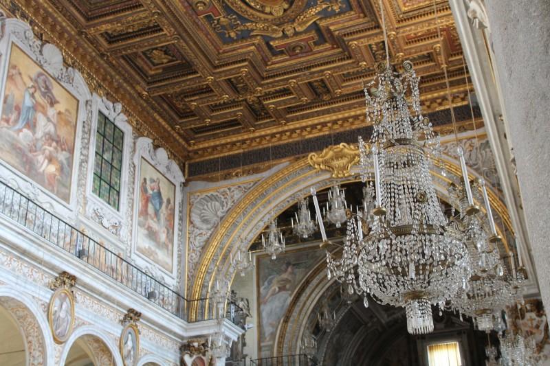 Kirker på Capitolhøjen i Rom