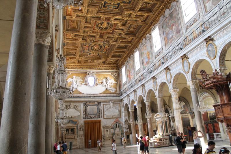 Basilicaer i Rom