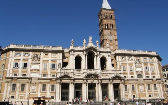 Udsigt til sne i Rom den 5. august