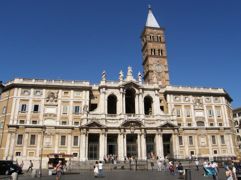 Basilica Santa Maria Maggiore i Rom