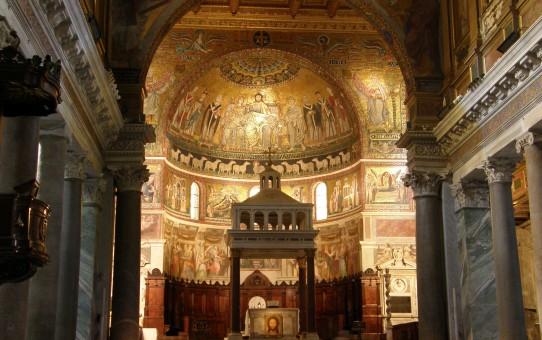 Santa Maria in Trastevere Rom