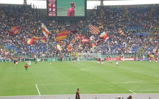 Guide til fodbold i Rom med Lazio og Roma
