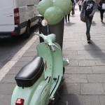 Verde Pistacchio Gelateria i Rom