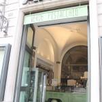 Isbutik på Via Nazionale i Rom
