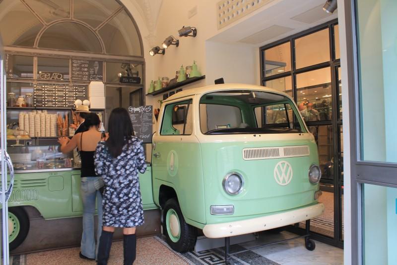 Italiensk is i Rom på din ferie
