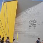 "Vatikanets pavillon ""Santa Sede"" på EXPO 2015 i Milano"
