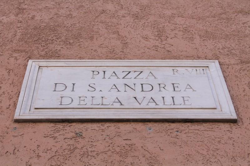 Martin Luther får en piazza i Rom