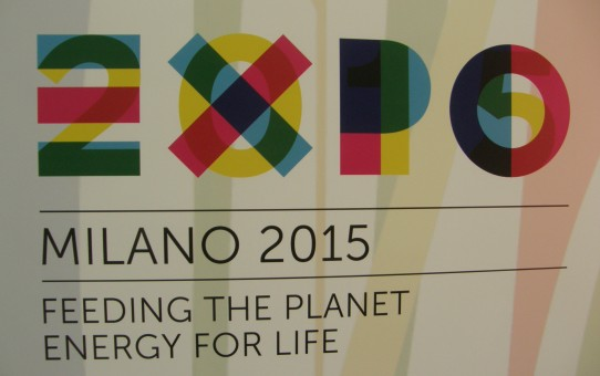 EXPO 2015 i Milano - Feeding the planet - Energy for life